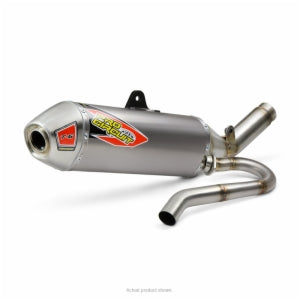 Honda Pro Circuit T-6 Stainless Steel/Ti System