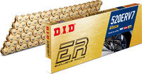 DID Chain 520ERV7 120L Gold