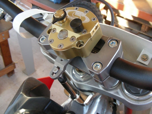 Scotts Performance Top Mount / Stabilizer Kit Complete with Oversize Bar Mounts CRF450L/X