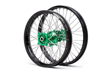 Dubya Edge Wheel Set Kawasaki KX125/250 KX250/450F