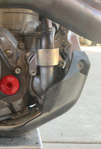 SD Powerhouse Honda CRF 450R/RX Water Pump Outlet Brace