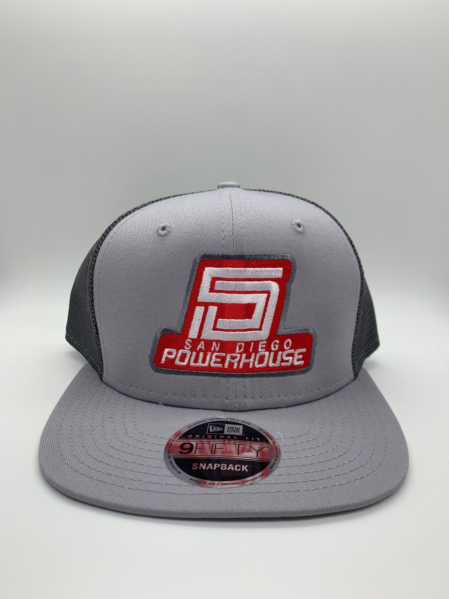 San Diego Powerhouse 9Fifty Mesh Snapback