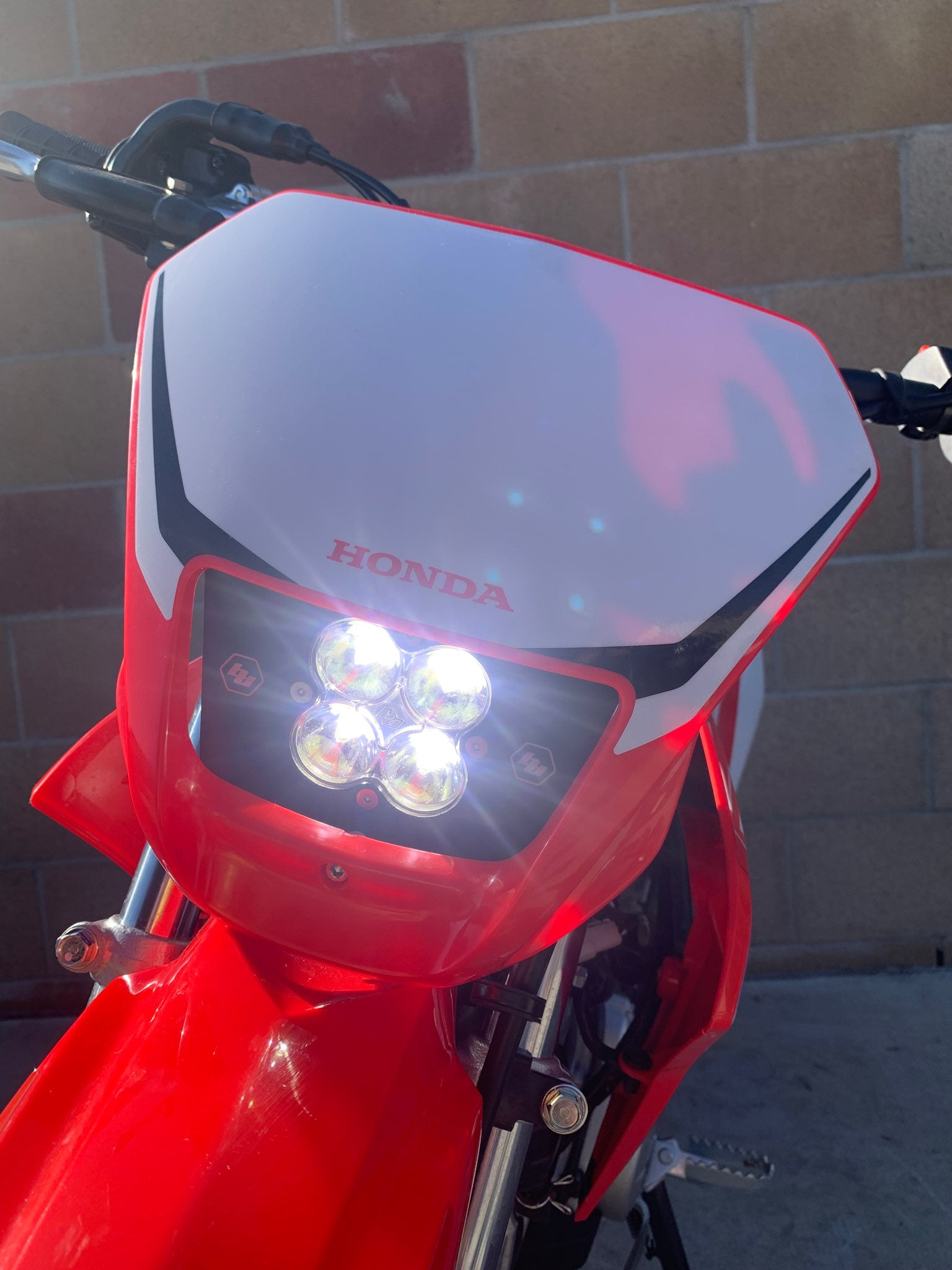 SD Powerhouse CRF110 Headlight Kit