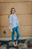 Bellflower Babydoll Blouse