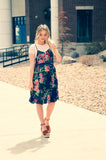 Adeline Floral Slip Dress