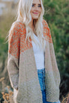 Roxie Color Block Cardigan