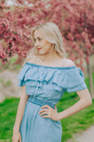 Isabella Chambray Dress
