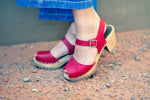 GRETA Swedish Clogs