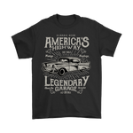 """America's Highways"" Shirt"