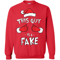 """This Guy Is A Fake"" Sweatshirt"