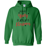 """Have A Holly Jolly Christmas"" Hoodie"