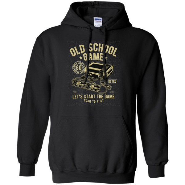 """Old School Console"" Hoodie"