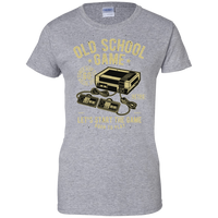 """Old School Console"" Women's Shirt"