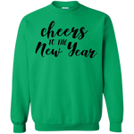 """New Year"" Sweatshirt"