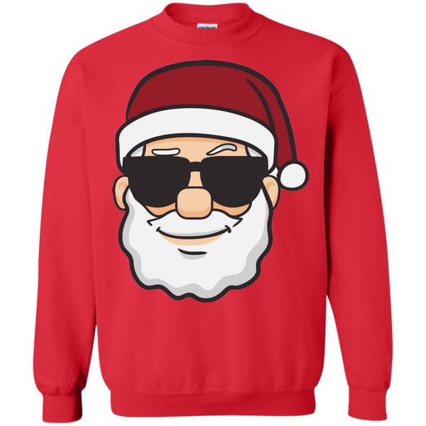 """Cool Santa"" Sweatshirt"