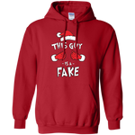 """This Guy Is A Fake"" Hoodie"