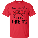 """Have yourself a Merry Little Christmas"" Men's Shirt"
