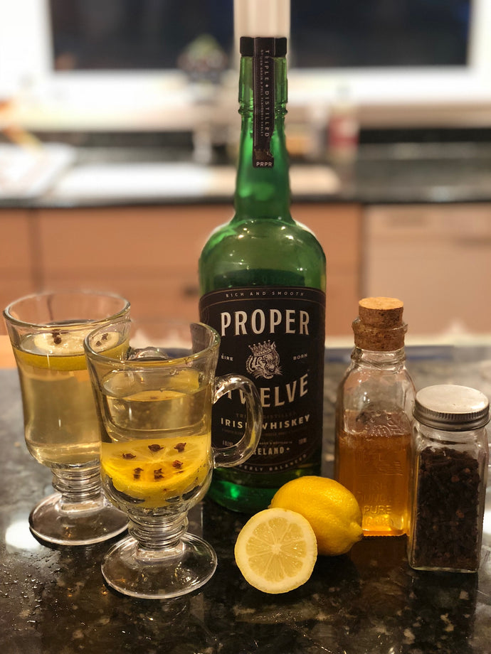 October Cocktail of the Month: Nancy's Honey Hot Toddy