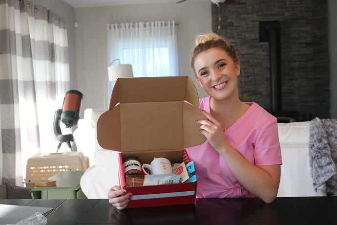 It's that time again! Join us for Olivia's September Unboxing Video