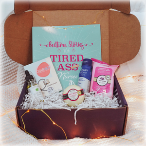 """Bedtime for Tired Nurses"" Box"