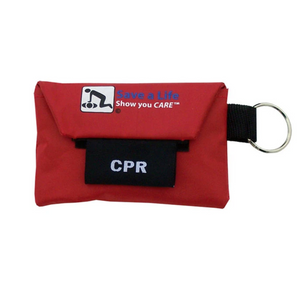 American CPR Training Keychain