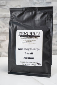 Tug Hill Roasters Running George Coffee