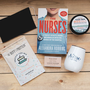 """Nurse Off Duty"" Box"