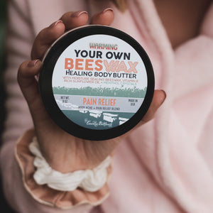 Pain Relief Warming Body Cream by Country Bathhouse