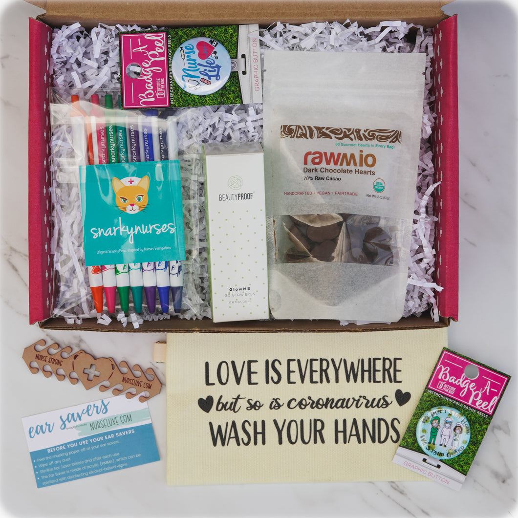 Covid Warrior Box