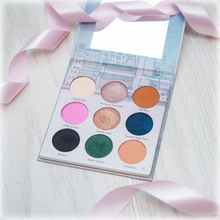 Mavie. Cosmetics Stockholm Eyeshadow Palette