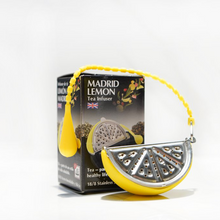 Lemon Wedge Tea Infuser