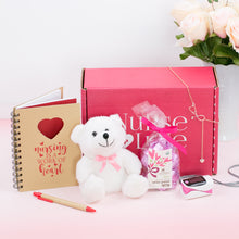 """Nursing is a Work of Heart"" Box"