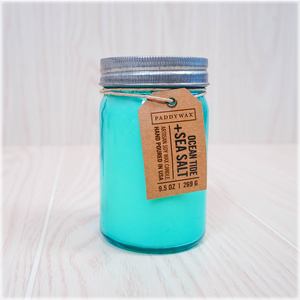Ocean Tide and Sea Salt Candle