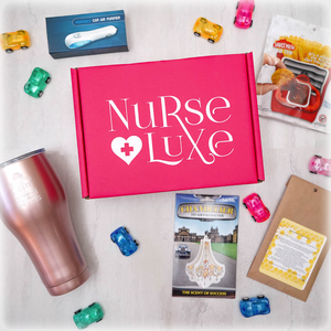 """Sisterhood of the Traveling Nurses"" Box"