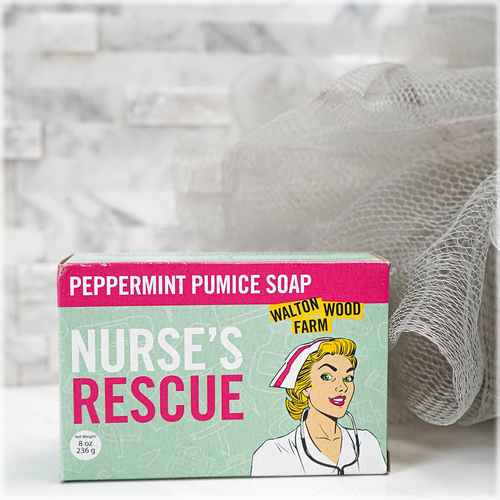 Nurse's Rescue Pumice Soap
