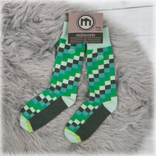 Mitscoots Digital Print Socks