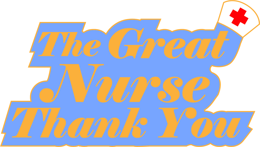 Great Nurse Thank You Office Pin Set