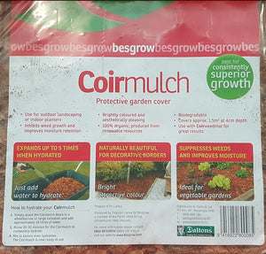 Coconut Fibre worm bedding large block 4.5kg