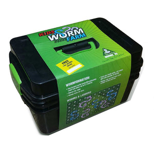 Kids Worm Farm with 75g worms