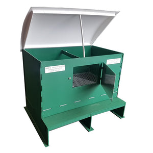 Waste Away Digester 1m by 1.5m (Green)