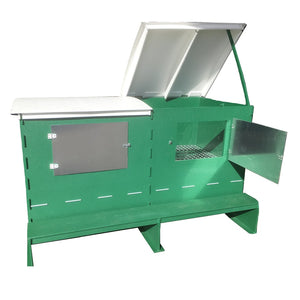 Waste Away Digester 1m by 2m (Green)