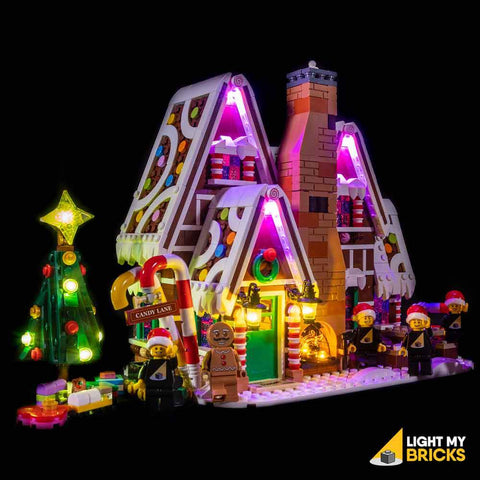 GINGERBREAD HOUSE - 10267 LIGHT KIT