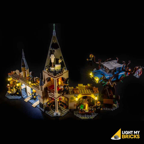 LEGO HOGWARTS WHOMPING WILLOW - 75953 LIGHT KIT