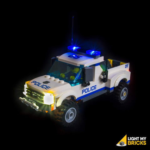 Starter Kit - Police Car (6 lights)