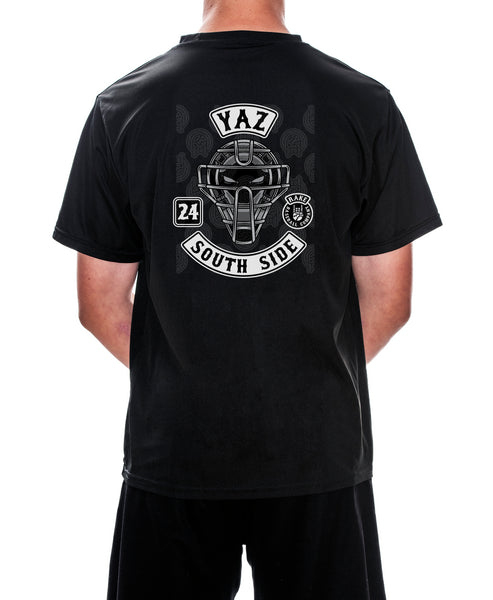 YAZ South Side Dri Fit (front and back print)