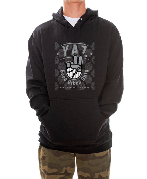 YAZ Good Vibes Only Hoodie