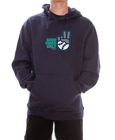 Good Vibes Only Mariners Hoodie
