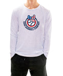 Rock On Circle Long Sleeve Tee