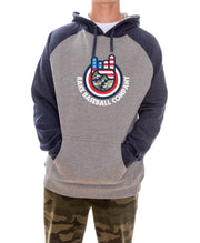 Rock On Circle Camo Hoodie