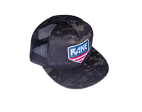 Rake USA Trucker Hat